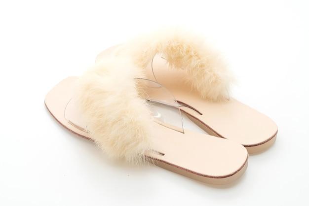 Vrouw mode schoenen of sandalen