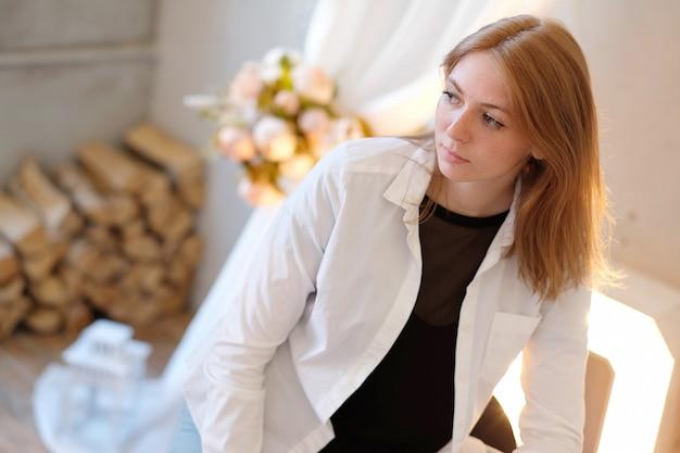 Vrouw portret