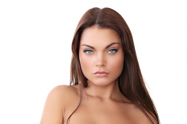 Vrouw schoonheid