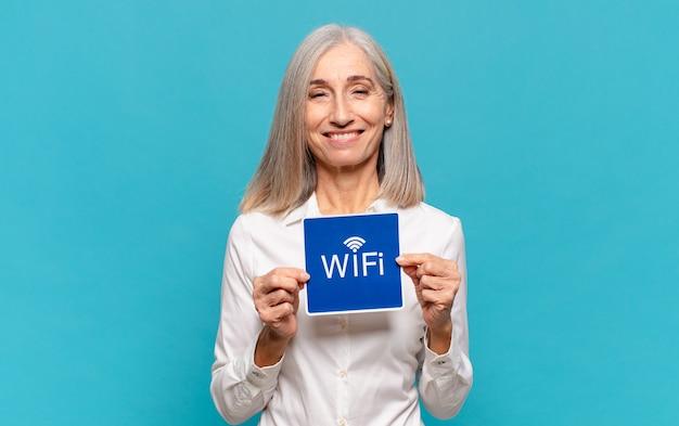 Vrouw van middelbare leeftijd