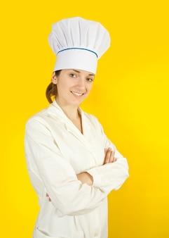 Vrouwelijke kok