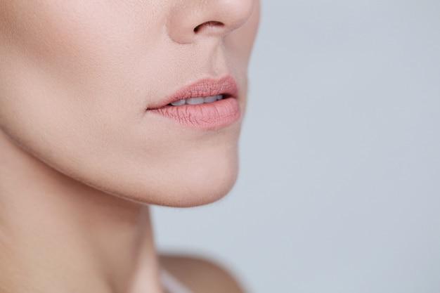 Vrouwelijke lippen