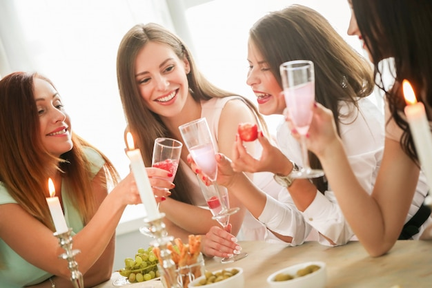 Vrouwen feest