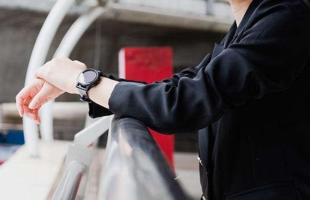 Vrouwen ware horloge
