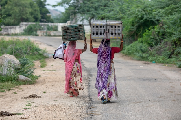 Vrouwenleven india