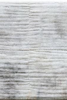 Vuile doektextuur