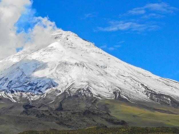 Vulkaan cotopaxi