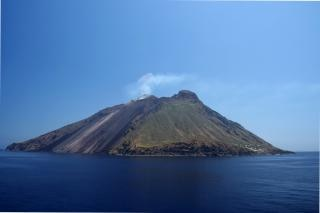 Vulkaan groene