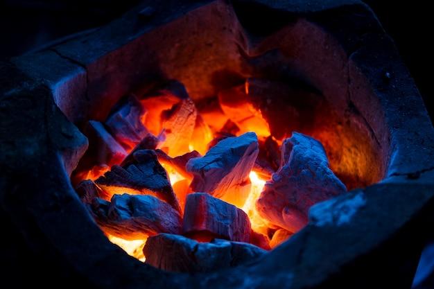 Vuur hout