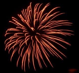 Vuurwerk, feest