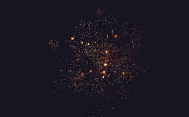Vuurwerk is een klasse van explosieve pyrotechnische apparaten
