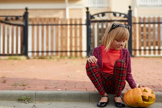 Wachten op halloween