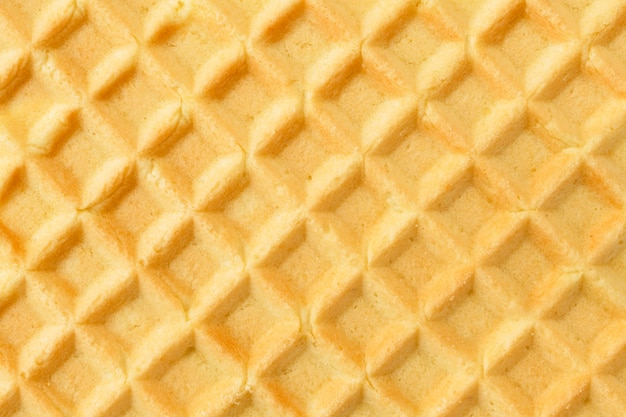 Wafel cookies close-up achtergrond