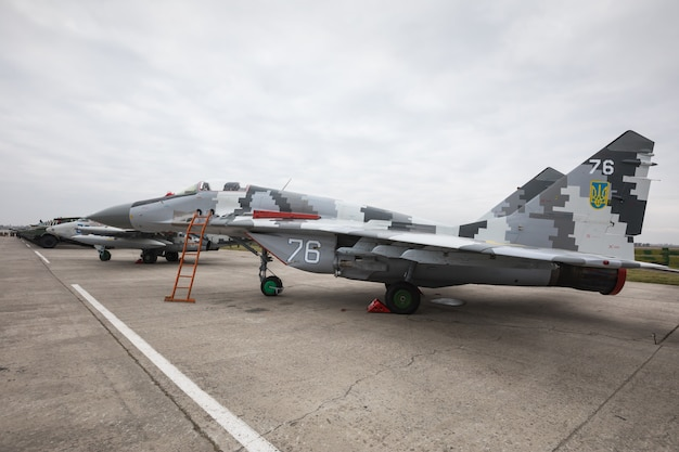 Wapens en militaire uitrusting van de strijdkrachten van oekraïne
