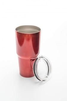 Warm en koud opslagglas