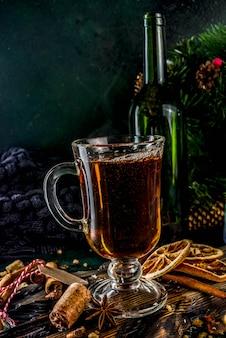 Warme herfst winter drank