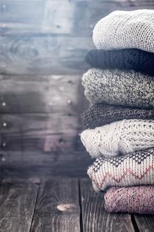 Warme knusse truien