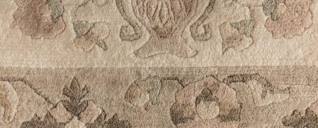 Warme stof lege textuur of achtergrond