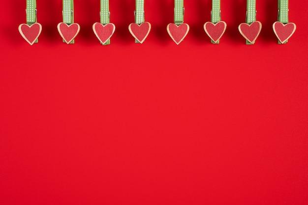 Wasknijpers met harten