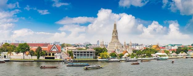 Wat arun-tempel in bangkok