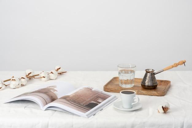 Wat dacht je van turkse koffie in de ochtend?