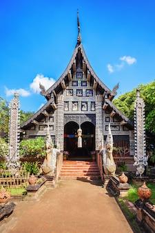 Wat lok molee is een boeddhistische tempel in chiang mai, thailand