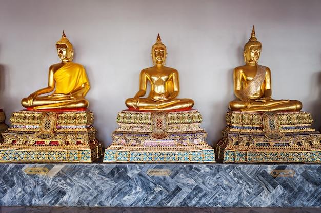 Wat pho-tempel