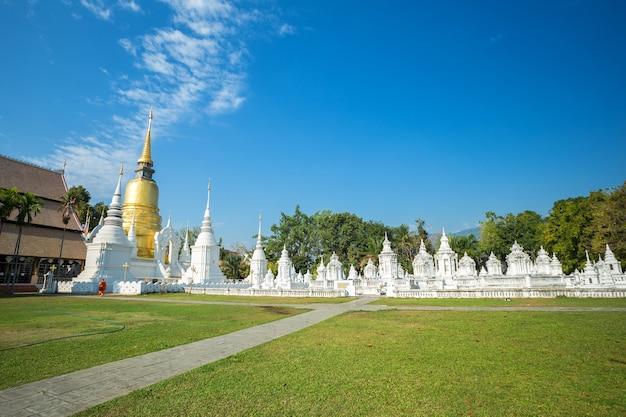 Wat suan dok is een boeddhistische tempel