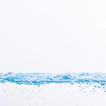 Water achtergrond Premium Foto