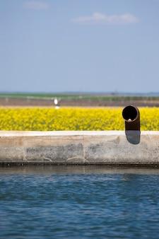 Water voor irrigatie