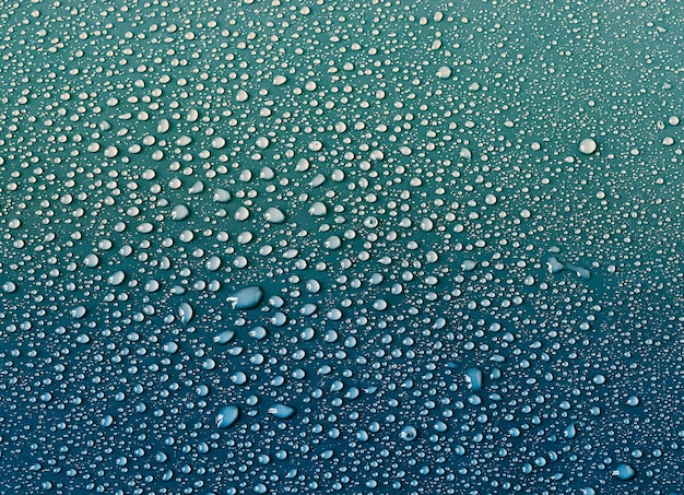 Waterdruppels achtergrond.