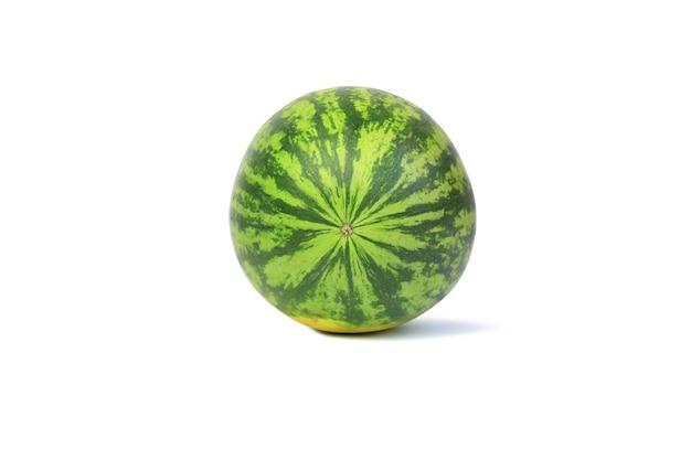 Watermeloen op wit