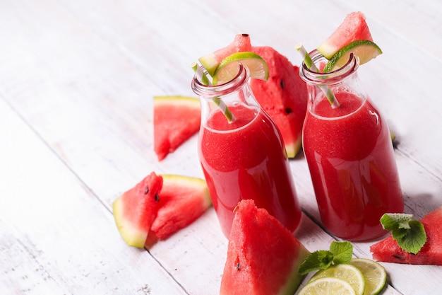 Watermeloen smoothie