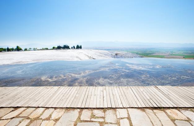 Waterterrassen van pamukkale