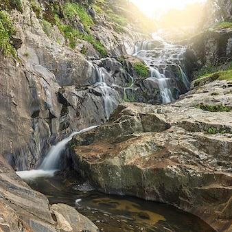 Waterval cascade