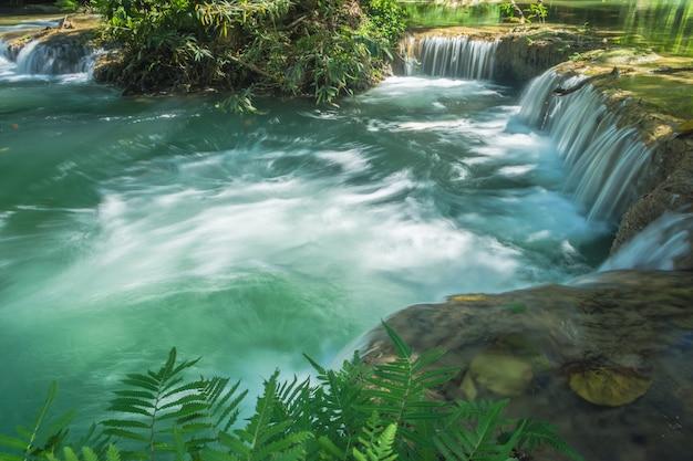 Waterval chet sao noi nationaal park