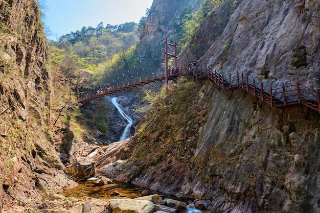 Waterval van biryong falls