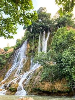 Waterval van bisheh