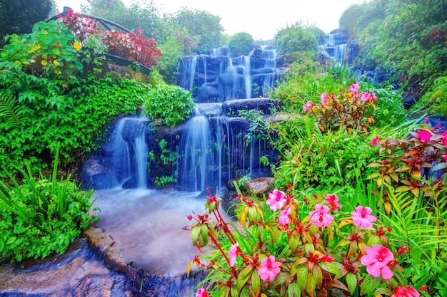 Waterval.