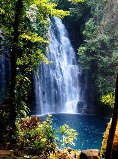 Watervallen, vers