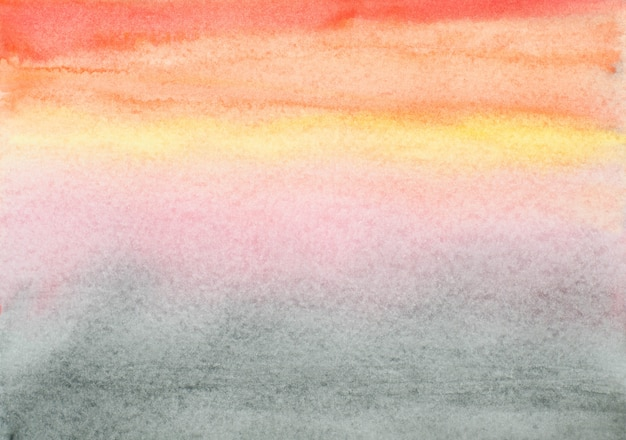 Waterverf met kleurrijke tinten verf lijn achtergrond
