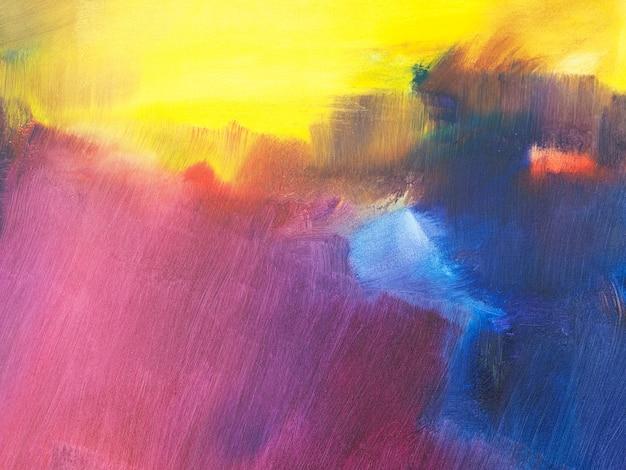 Waterverf zoete en zachte abstracte achtergrond.