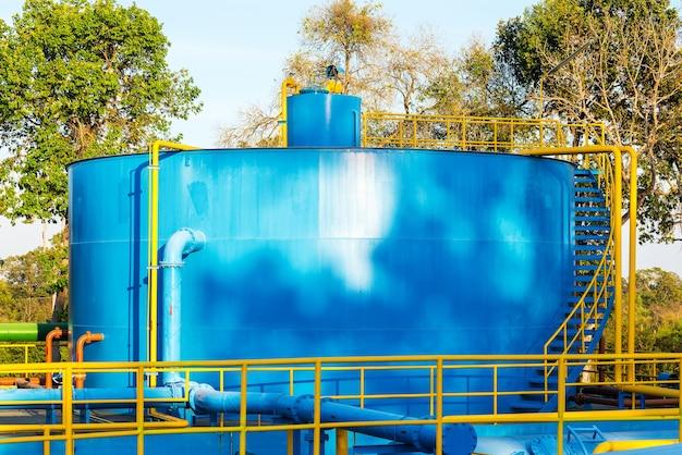 Waterzuiveringsinstallaties