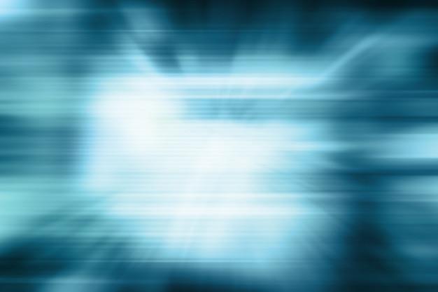 Wazig blauwe abstrack achtergrond