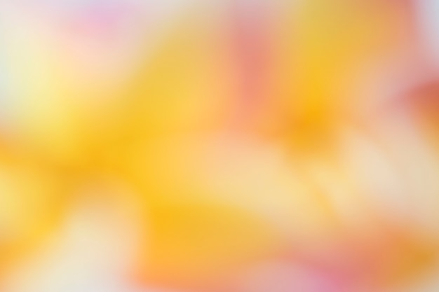 Wazig geel roze witte achtergrond