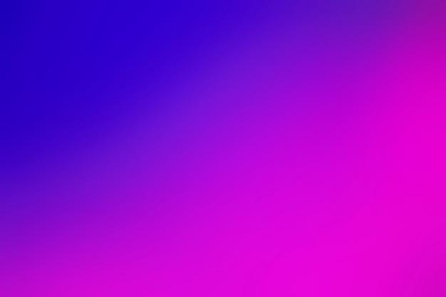 Wazig, levendig decor met kleuren