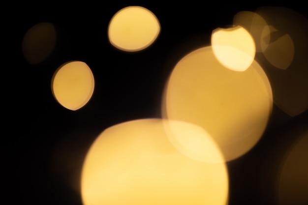 Wazig licht