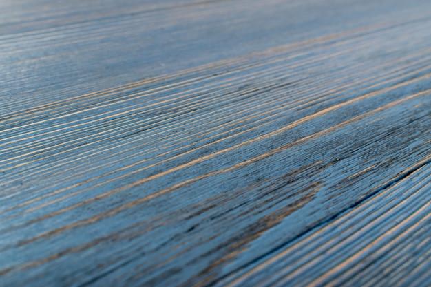 Wazig lichtblauwe houten achtergrond