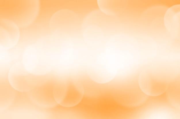 Wazig lights op gele achtergrond of lights op gele achtergrond.