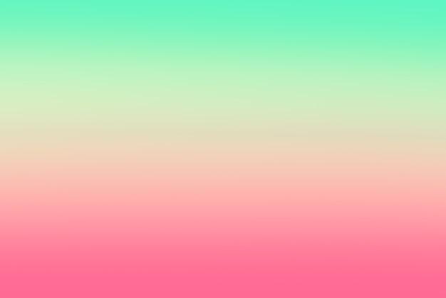 Wazig pop-abstract met levendige primaire kleuren